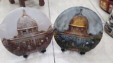 Islamic frame Al Aqsa Mosque 3D - Home decorative 2 Pcs