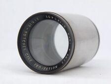 """Aldis Butcher Cine Projection Lens 4"""" 4 inch"""
