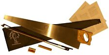Musical Saw Package (Saw, Cello Bow, cheat, Rosin, Case) - Concert quality