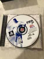 FIFA: Road to World Cup 98 (PlayStation 1, 1997) PS1 Disc Only