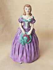 """Coalport """"Marilyn"""" Vintage Figurine"""