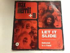 Max Merritt Let It Slide Pink Elephant Label 7`` Record