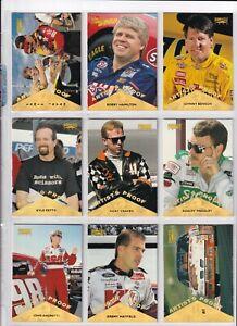 1996 Pinnacle ARTIST PROOF PARALLEL #34 John Andretti SWEET & SCARCE!