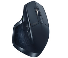 Logitech 910-004955 MX Master Wireless Mouse Darkfield - Wireless - Bluetooth -
