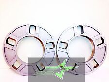 12MM WHEEL SPACERS 1/2 INCH THICK FITS ALL 5X112, 5X120, 5X130, 5X110, 5X108