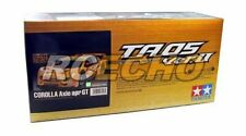 Tamiya EP RC Car 1/10 CORLLA Axio apr GT TA05 Ver II 2 Belt Driven 4WD 58448