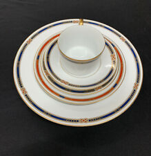 Faberge Monarch 5-Piece Place Setting - Fine China New Full Complete Set
