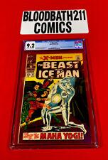X-Men #47 CGC Graded 9.2! Human Torch Cameo. Amazing Comic Book.
