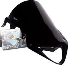 Puig Racing Windscreen for 2013 2014 BMW S1000RR HP4 Black / 5205N