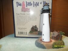 """Harbour Lights """"This Little Light Of Mine"""" Cape Florida Lighthouse"""