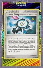 Gain d'Energie - Platine - 116/127 - Carte Pokemon Neuve Française