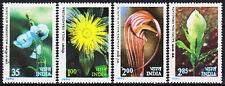 India Flowers of the Himalaya 1982 MNH-12 Euro