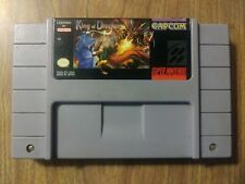 King of Dragons (Super Nintendo, SNES) Authentic Tested Works