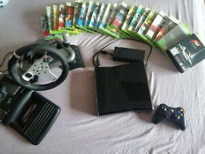 Microsoft Xbox 360 S 250 GB, Mit 20 Spielen
