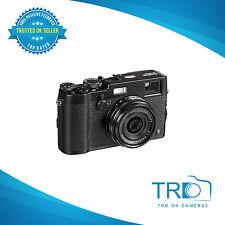 Fujifilm X100T Digital Camera (Black) With 16.3MP BRAND NEW + 3 Year Warranty