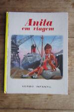 RARE MARTINE voyage en bateau de Marcel Marlier CASTERMAN en portugais année 60