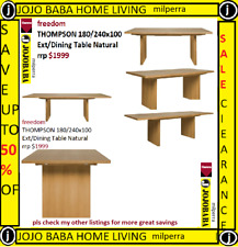 Freedom Dining Tables For Sale Ebay