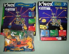 K'NEX Collect & Build - Octopus Whirl  #3 - Complete - Knex