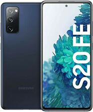 Samsung Galaxy S20 Fe, Android Smartphone, 6,5 Zoll, 4.500 mAh Batterie, 128 GB