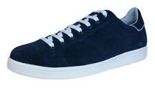 Calzado de hombre Geox color principal azul de ante