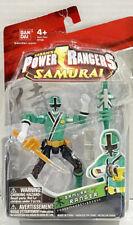 Saban's Power Rangers Samurai Ranger Action Figure Green