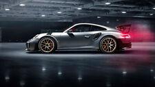 20 / 21 inch SPLIT SET FORGED GT2 RS WHEELS - PORSCHE 911 991 992 - AERODYNAMICS