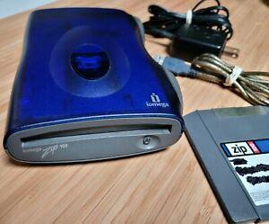 Iomega Zip 100 drive Z100USBNC