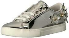 Marc Jacobs Women's Daisy Sneaker Silver NEW Size US: 5 NIB Shoe