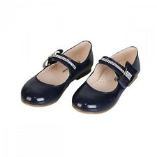Couche Tot Flower Girls Formal Shoes, Patent Wedding Party Communion Girls Shoes