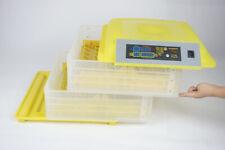 Poultry Hatchery Machine 96 Digital Temperature Full Automatic Egg Incubator