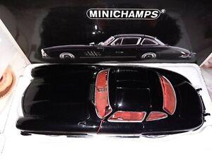 Minichamps Mercedes Benz 300 SL black 1954 1/18 180039004
