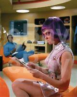UFO (TV) Harry Baird, Gabrielle Drake 10x8 Photo