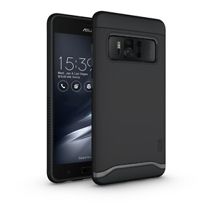 TUDIA SlimFit MERGE Dual Layer Protective Cover Case for Asus ZenFone AR ZS571KL