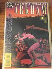 Showcase '94 #4 Arkham Blue Beetle Psyba-Rats Dc April 1994