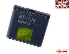 Batería Original NOKIA BP-5M Batería para Nokia 6500,7390,6220.8600,5700,7390 UK