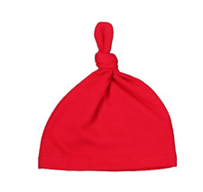 Cotton Beanie infant Baby Knotted Hat Boys Girls Soft Cap Infant Toddle Hot