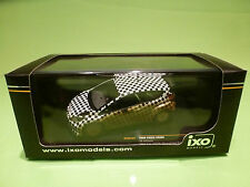 IXO 1:43 - FORD FIESTA S2000 - TEST  2009 GREYSTOKE  RAM443  - IN  ORIGINAL  BOX