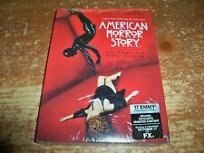 AMERICAN HORROR STORY -- Complete First Season -- New Sealed 4 DVD's -- 1st