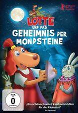 Lotte und das Geheimnis der Mondsteine (2013)   DVD Neu!