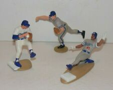 STARTING LINEUP LOT Dodgers MONDESI VALDES DRYSDALE Kenner SLU Baseball FIGURES