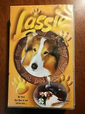 LASSIE VHS Video NEDERLANDS PAL
