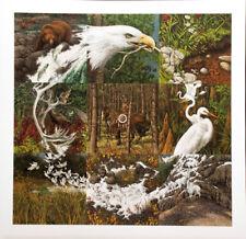 Bev Doolittle- Sacred Circle-  S/N Limited Edition