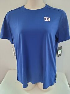 NWT NFL New York Giants Women's T Shirt from NIKE -Size XL