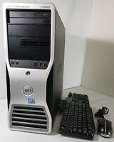 Dell Precision T3500 Workstation Xeon CPU W3503 2.40Ghz 4GB - 1TB HDD Win10 Pro
