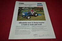Ford 1715 Tractor Dealer's Brochure YABE10