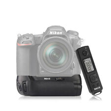 Meike DR500 camera Battery Grip with 2.4G Wireless Remote Control For Nikon D500