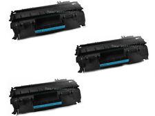 3PK CF280A 80A HP Toner Cartridges for Laser Jet Pro 400 M401a M401dn M425 dn/dw
