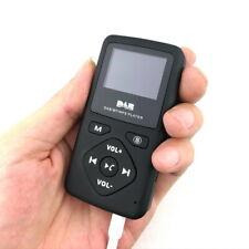 Portable DAB/DAB+ FM Radio Bluetooth Muisic MP3 Player Pocket Digital Radio AU