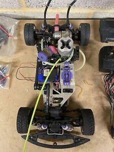 petrol remote control car