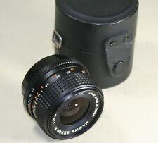 Mamiya-Sekor E 28 mm f/3.5 Wide Angle Lens